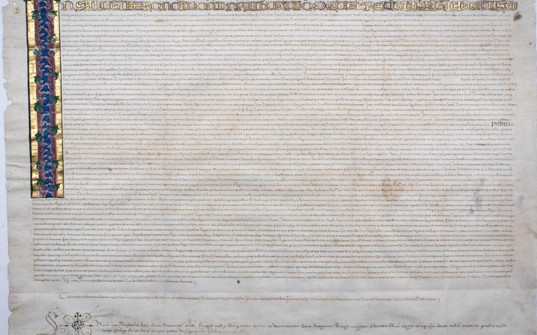 El testament de Beatriu de Pinós